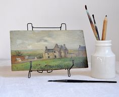 miniature french painting