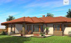 Egyszintes családi ház 169 m2 - Családiházam.hu