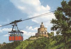 1970 – BOLOGNA - Santuario B.V. di S.Luca