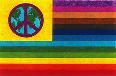 Flag for peace