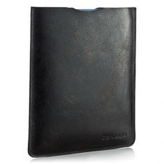 Ipad sleeve, felt and leather!  www.stitchchicago.com