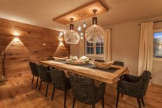 Dining Room Lamps, Dining Room Design, Dining Table, Interior Exterior, Home Interior Design, Dinner Room, Love Your Home, House Rooms, Home Living Room