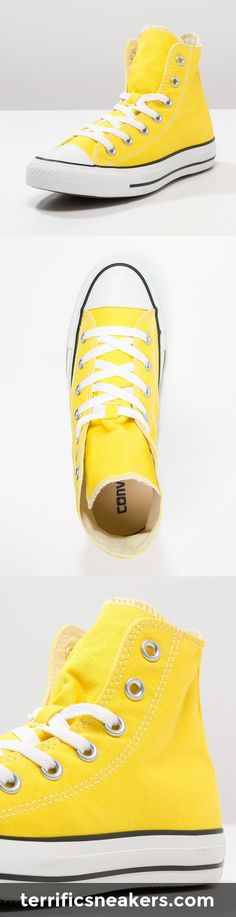 can't resist: Converse CHUCK TAYLOR ALL STAR Sneaker high citrus #Sneakers