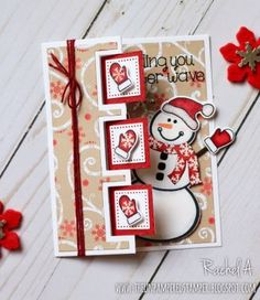 Most current Images Scrapbooking Paper christmas Ideas Scrapbooking paper types … – Christmas DIY Holiday Cards Homemade Christmas Cards, Christmas Cards To Make, Xmas Cards, Homemade Cards, Handmade Christmas, Christmas Diy, Holiday Cards, Stamped Christmas Cards, Christmas Jokes