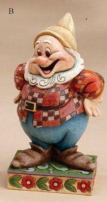 Happy figure (Jim Shore) from Fantasies Come True