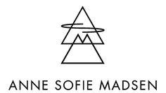 Anne Sofie Madsen fashion designer logo