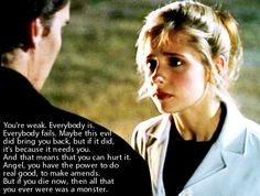 Buffy Amends Quote #BTVS