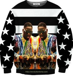 biggie smalls notorious b.i.g. sweater