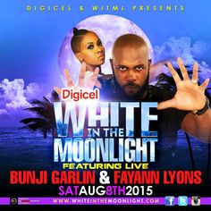 WHITE IN THE MOONLIGHT 2015 - Aug 8th, 2015 more details to come