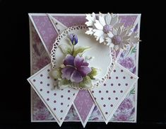 Flip Cards, Fancy Fold Cards, Pop Up Cards, Folded Cards, Handmade Birthday Cards, Happy Birthday Cards, Acetate Cards, Shaped Cards, Card Making Tutorials