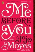 Me Before You brings to life two people who couldn't have less in common—a heartbreakingly romantic novel that asks, What do you do when making the person you love happy also means breaking your own heart? I was totally engrossed in the first 2/3 of the book. Felt a little slow after that but still recommend it.