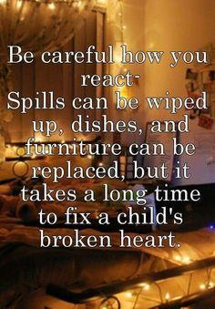 A long time to fix a childs broken heart