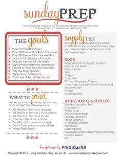 Freezer Cooking, Freezer Meals, Cooking Tips, Frugal Meals, Freezer Recipes, Shake Recipes, Food Tips, Planning Menu, Planning Budget