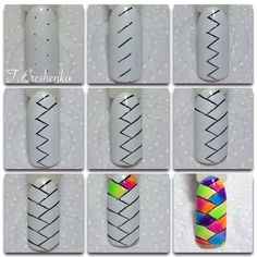 Choose Nail Art Designs That Fit Your Life Nail Polish Art, New Nail Art, Nail Polish Designs, Nail Art Diy, Diy Nails, Cute Nails, Pretty Nails, Nail Art Designs, Nail Nail