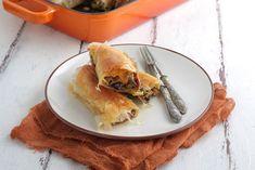 Patlıcanlı Boşnak Böreği | ÇİNİLİ MUTFAK Spanakopita, Ethnic Recipes, Food, Essen, Meals, Yemek, Eten