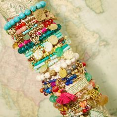 Trinket Trove: Stretch Bracelets