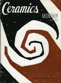 Ceramics Monthly, May 1953 (via cathy of california)