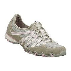 Skechers Women's Hot Ticket Wide - Gray/Pink  $41.99