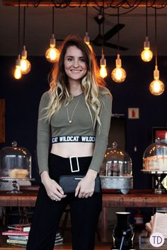 Wildcat clothing: From the gym to a night out - Trigger Dream Spice Things Up, Coffee Shop, Night Out, Style Fashion, Fashion Inspiration, Lights, Casual, Jackets, How To Wear
