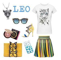 """Леопард"" by explorer-145728669310 on Polyvore featuring мода, Dolce&Gabbana, Skinnydip, Missoni и Nancy Gonzalez"