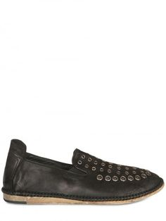 BB Bruno Bordese    Nubuck Lasered Rings Loafers http://www.luisaviaroma.com/productid/itemcode/55I-L8H011