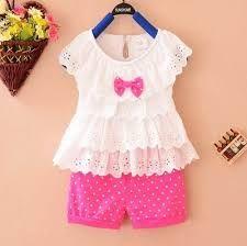 bc4365049 Resultado de imagen para blusas de niñas | Blusas para niñas | Ropa ...