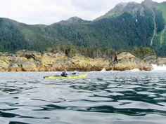 Alaska's Chichagof Wilderness Kayak Touring