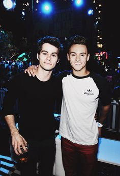 Dylan O'Brien & Tom Daley SPONTANEOUS PERFECTION COMBUSTION