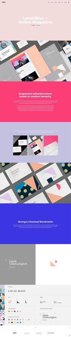 Your ultimate portfolio is here: meet Ukiyo WordPress theme! #wordpress #theme #design #webdesign #uxdesign #uidesign #creative #portfolio #designer #freelancer #creativeagency #designstudio #marketingagency #gallery #digital