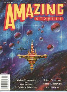 Amazing Stories  Cloud City