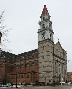 Our Lady of Sorrows Basilica, 3121 W Jackson Boulevard #chicagoarchitecture #chicagoarchitectureresources