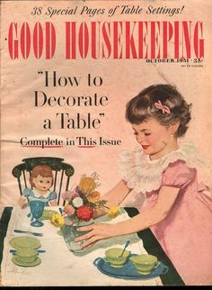 Good Housekeeping October 1951