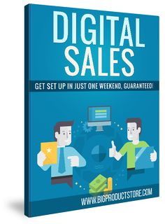 Digital Sales   Product Description Category: EBooks File : Private Label Rights Introducing … Digital Sales … Brief Note : Have you ever wanted to sell digital products online? If so, you've likely researched many of the different options available to online vendors. From ecommerce software to...