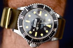 Watch Spotting At The Goodwood Revival: The World's Best Vintage Cars, And Some Really Nice Watches, In One Place — HODINKEE - Wristwatch News, Reviews,