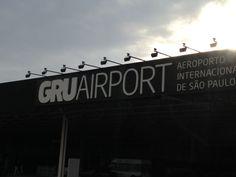 Aeroporto Internacional de São Paulo / Guarulhos (GRU) (Aeroporto Internacional de São Paulo / Guarulhos)
