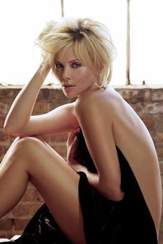 charlize - one of my favorites and she is beautiful