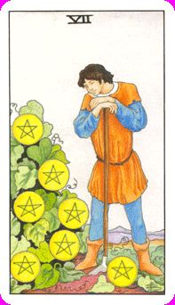 TAROT TIPS: Deck-Clearing Techniques / 7 of Pentacles / Investing in a Reading - Will They Buy or Not? http://www.tarotschool.com/TarotTips100515.html