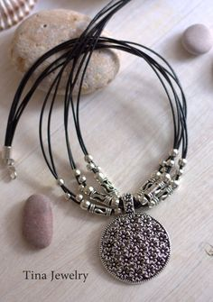 Bettelkette Herz Kette lang Y XXL Halskette neu Ein Geschenk für die Freundin
