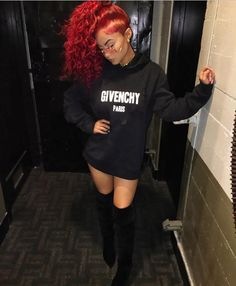 Image about india westbrooks in Ғαƨнισи by ♔ Ǫʋɛɛи βιтcн ♔ Curly Hair Styles, Natural Hair Styles, Peinados Pin Up, Pelo Natural, Black Girls Hairstyles, Red Weave Hairstyles, Fashion Killa, Swagg, Dyed Hair