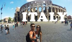 ITALY travel: Trip to Italy.13 days - 15 cities