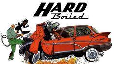 Frank Miller & Geof Darrow's Hard Boiled