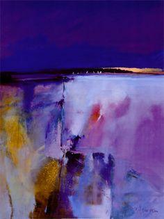 "Peter Wileman ""Blue Horizon"""