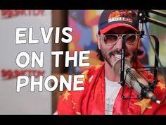 This Week In Elvis 4/6/15 [ELVIS ON THE PHONE VIDEO]