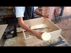 Carpintería - Como hacer cajones Pt 3 - YouTube