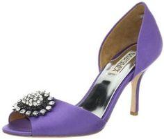 Purple Mischka Badgley Lacie Zappos $150 Lilac 3 inch heel