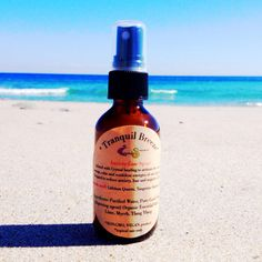 Tranquil Breeze Anxiety Ease Spray Glass by CrystalSensation, $14.99 AWESOME!!!!!!!!!!!!!