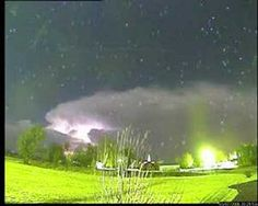 Time Lapse Thunderstorm!