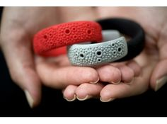 Ola 3D Printed Jewelry - Jewelry collection developed from client brief - Ina Suffeleers (Brussels, Belgium).