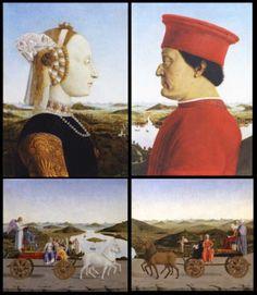 """""""Con gli occhi di Piero. I paesaggi di Piero della Francesca ritrovati nel Montefeltro"""" ..."""