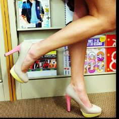 Love, love, love these Guess pumps!!!!!!